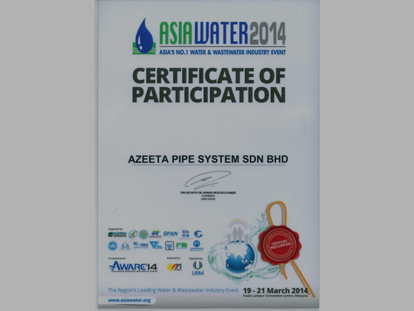 Asia Water 2014