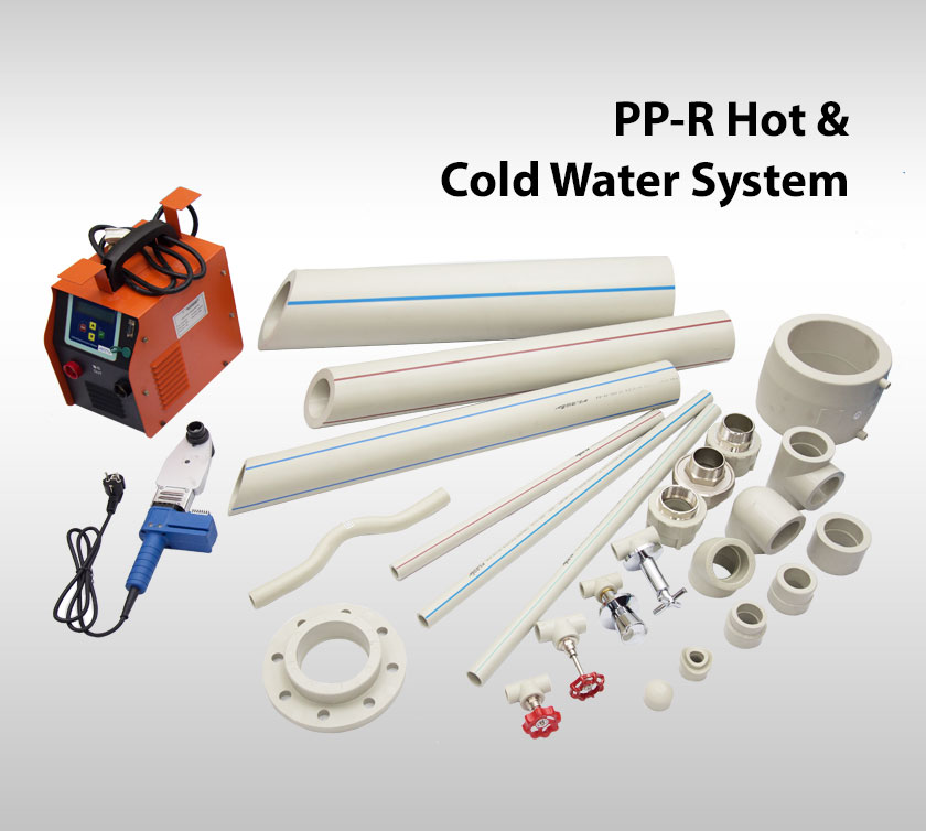 PP-R Hot & Cold Water System