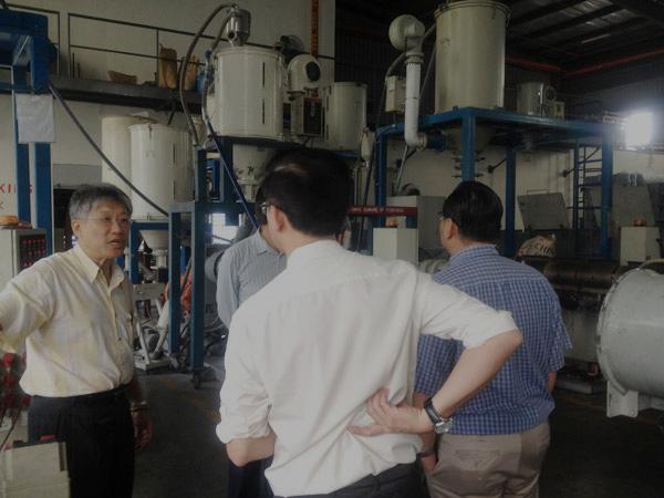 KL IEM – Technical Visit To Azeeta Pipe System Sdn Bhd