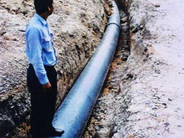 ABS Pipe – Water Reticulation – Gebeng Pahang