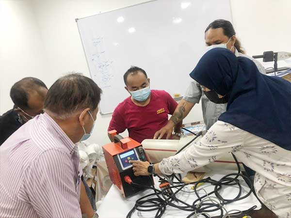 PPR Electrofusion Joining Training For Plumber