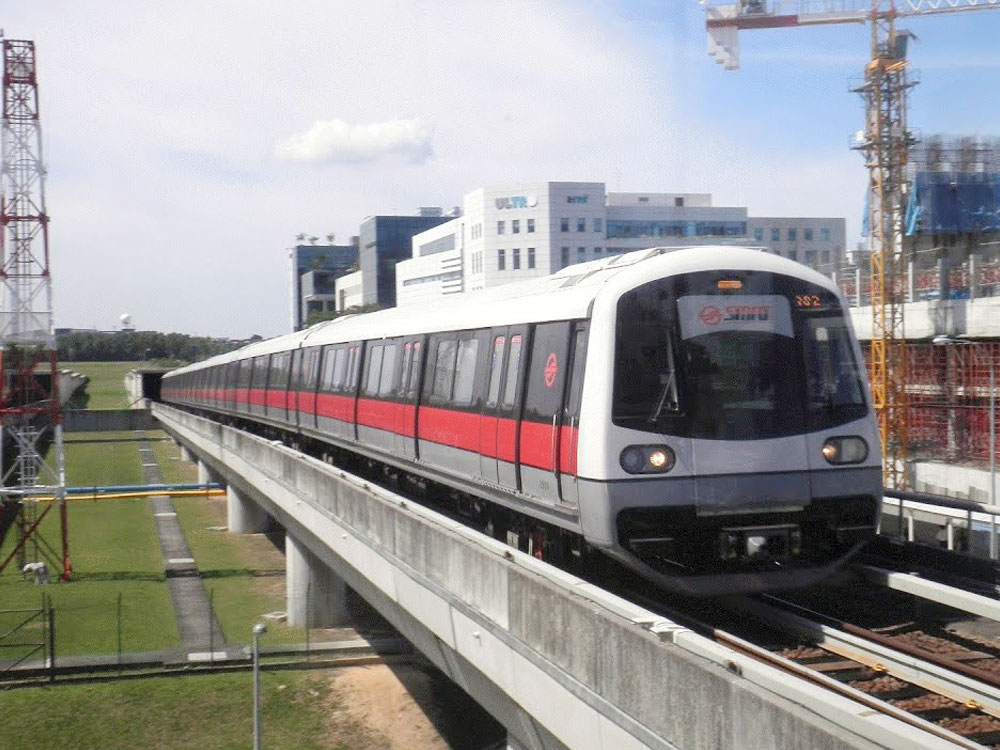 ABS Pipe – Singapore MRT project
