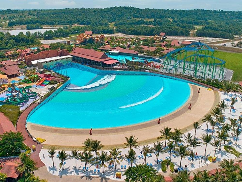 ABS Sewerage – Westin Resort, Desaru Johor