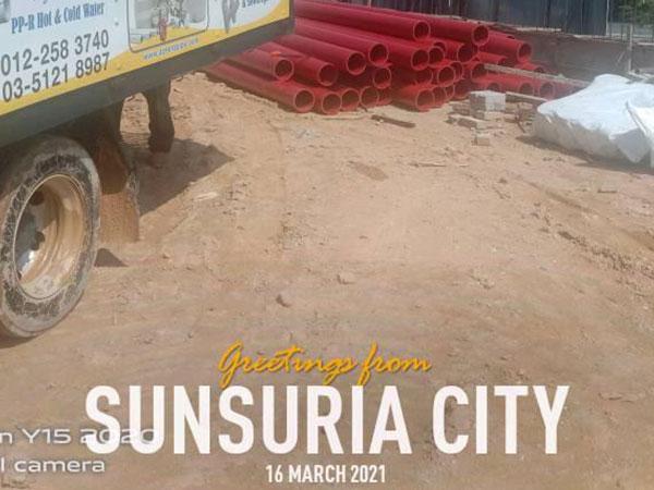 Sunsuria City – Sepang